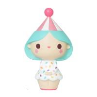 Birthday Girl by Luli Bunny