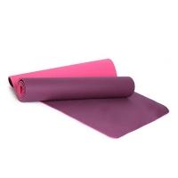 더바디시크릿 오리진 TPE 요가매트 6mm 로맨틱퍼플/핑크