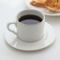 [쓰임] 소울 화이트 커피잔 1인조 세트