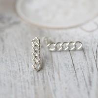 체인 E (silver925)