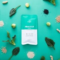 밀스 3.0 파우치 3주분 (소이/코코넛/그린)+쉐이커 증정