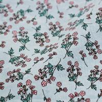 [Fabric] Wind flower pattern linen (바람꽃)