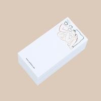 love together illust memo pad