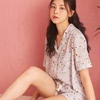 Romantic blue pajama / RMPP726RM2