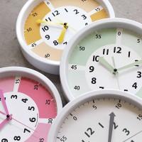 250파이 어린이 시계공부 저소음벽시계(4color)_(1285992)