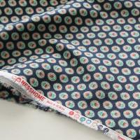 [Fabric] Flower in doily pattern 린넨 (도일리)