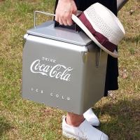 코카콜라 아이스 쿨러 (피크닉, 캠핑)