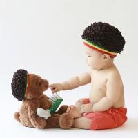 Perm Wig Headband Jamaica