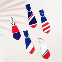 [루카랩] Tie tag / 타이택 - 국기 시리즈 ver.2