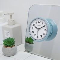 베이직 욕실 방수 시계 (6color) _거치대포함
