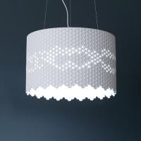[바이빔][LED] 헥사곤 3등 펜던트-3color