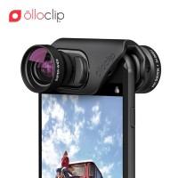 [올로클립] 아이폰7/7+ 코어렌즈 3in1 어안 접사 셀카_(755657)