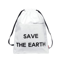 TYVEK GYM SACK - WHITE_(957537)