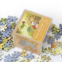 인디고 미니 퍼즐 108피스-피터팬 옐로우