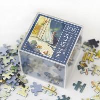 인디고 미니 퍼즐 108피스-피터팬 네이비