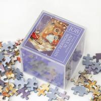 인디고 미니 퍼즐 108피스-앨리스 퍼플
