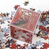 인디고 미니 퍼즐 108피스-앤 레드