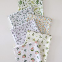 [Fabric] Secret Garden Pattern Sixieme (미열 패턴 씨지엠)