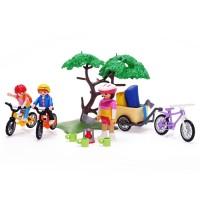 플레이모빌 자전거여행(6890)