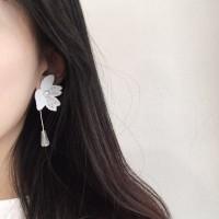 [블레싱] 엘프 레이스 귀걸이