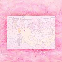 [픽시] 밀키쮸랑 포포양 목욕엽서