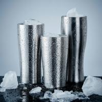 오슬로 냉장고 이중 스텐컵