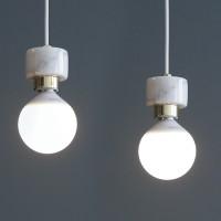 [바이빔][LED] 에즈 2등 펜던트