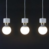 [바이빔][LED] 에즈 3등 펜던트