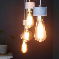 [바이빔][LED] 에즈 4등 펜던트-에디슨