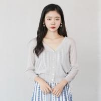[마이블린] 쿨 7부 소매 가디건 (11color)_(501973)