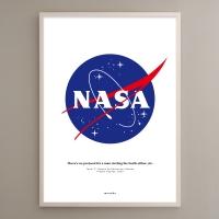 유니크 인테리어 디자인 포스터 M 히든피겨스