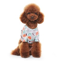 BENNYS HAWAIIAN SLEEVE T - SHIRE _ (ORANGE)