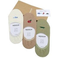 [Organic cotton] Fake jeju set (3set)