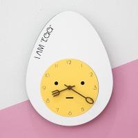 [코벳] I am Egg 무소음 벽시계