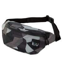 [kiu] Monotone camouflage (K51-103) 워터프루프 바디백