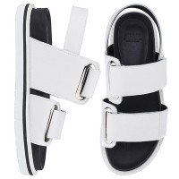 CLLIB[클립] 샌들 LS4362 Malou_Wide buckle belt 화이트