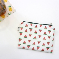 [haku.haru] watermelon mini pouch