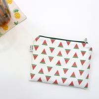 [haku.haru] watermelon mini pouch
