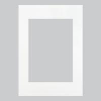 슬림 홀 매트지 화이트 5매 - A3(A4홀)
