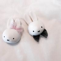 하얀 토끼 석고방향제