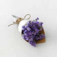 스타티스 네츄럴 꽃다발(소)