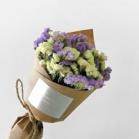 스타티스 네츄럴 꽃다발(대)