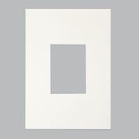 포토프레임 매트지 A3(홀 5x7)- 사진 액자 여백 종이