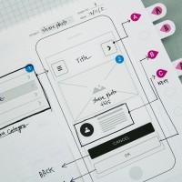 퀵캡 프로젝트 UI스티커 6종세트_앱 UI/UX 기획디자인 기능성 스티커