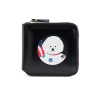APOLLO DOG 1/2 PATENT WALLET