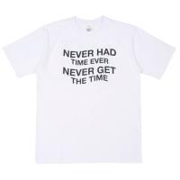 [네버에버] NEVEREVER TIME T (WHITE) 반팔티_(671727)