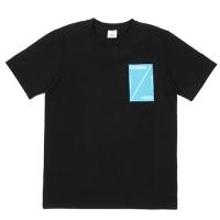 센스스튜디오 - SIDE RECT T (BLACK) 반팔티_(671730)