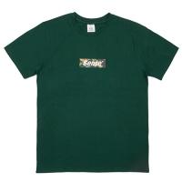 센스스튜디오 - TROPICAL BOX LOGO T (GREEN) 반팔티_(671741)
