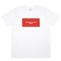센스스튜디오 - SATURDAYS T (WHITE) 반팔티_(671750)