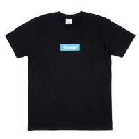 센스스튜디오 - SENSE BOX LOGO T (BLACK) 반팔티_(671760)